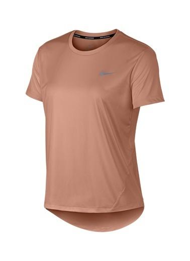 Nike Nike Koşu  T-Shirt Kırmızı